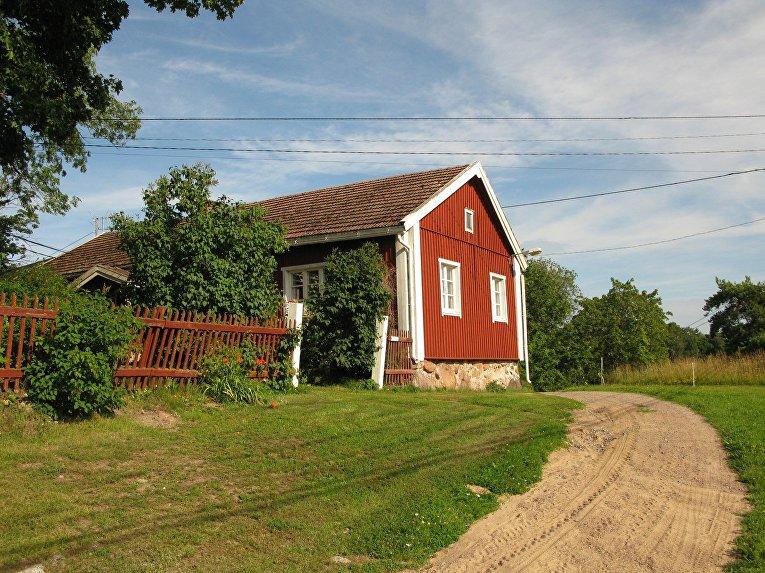 Частный дом в муниципалитете Парайнен, Финляндия