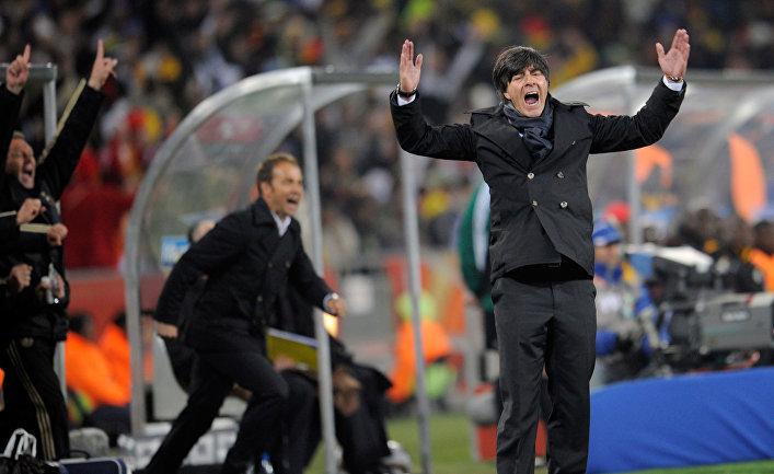 Футбол. ЧМ-2010. Матч Гана – Германия - 0:1