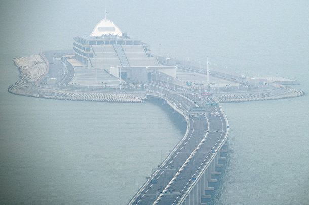 Мост Гонконг— Чжухай— Макао