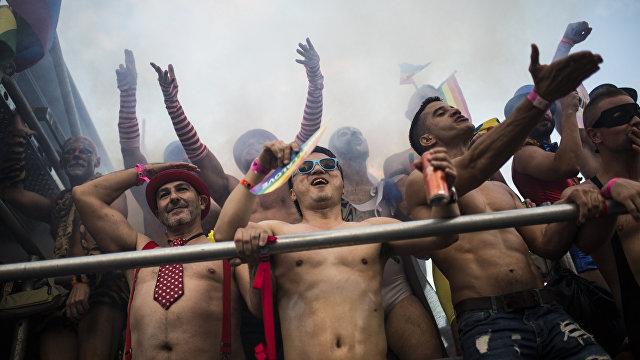 Ipsos (Франция): глобальное исследование LGBT Pride  2021