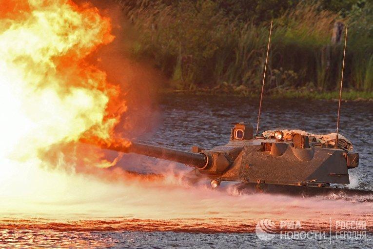 """Международный военно-технический форум """"Армия-2017"""". День третий"""