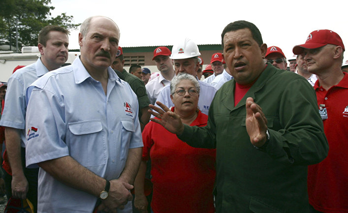 Продолжается визит Лукашенко в Венесуэлу