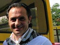 Бывший итальянский футболист Чезаре Пранделли