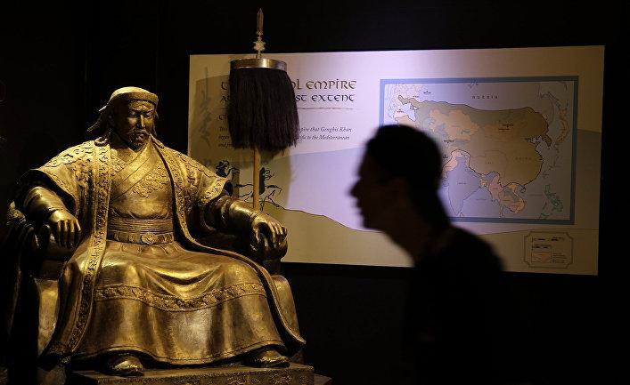 Выставка «Чингисхан: оживи легенду» в Филадельфии