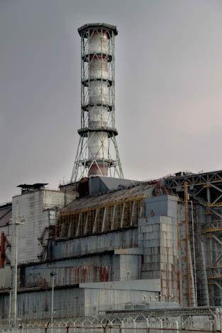 Чернобыльская рана еще долго будет напоминать о себе