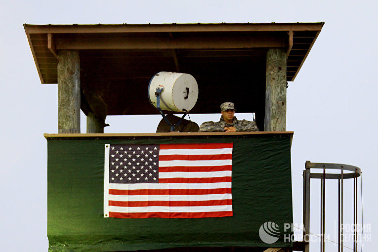 """""""Гуантанамо: тюрьма на Острове Свободы, ожидающая закрытия"""""""