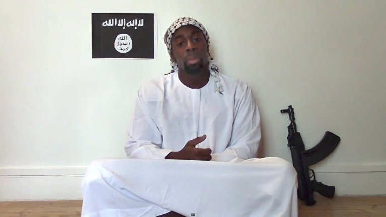 Амеди Кулибали, захвативший заложников в кошерном магазине в Париже
