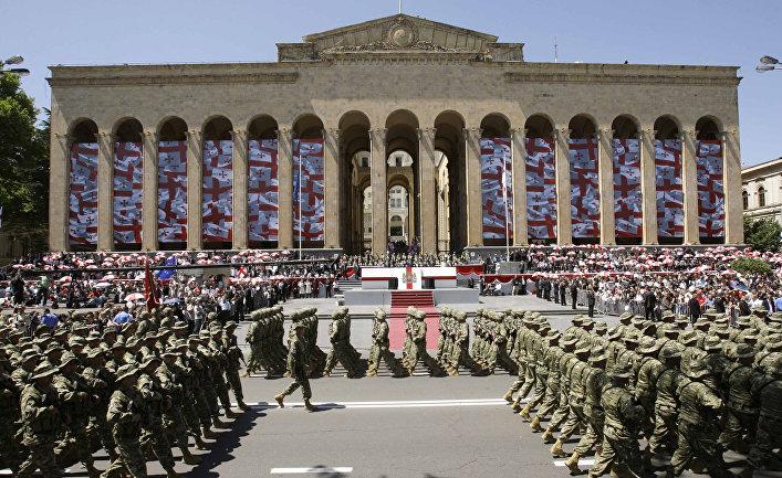 Грузия отмечает День независимости