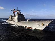 Крейсер ВМС США Monterey