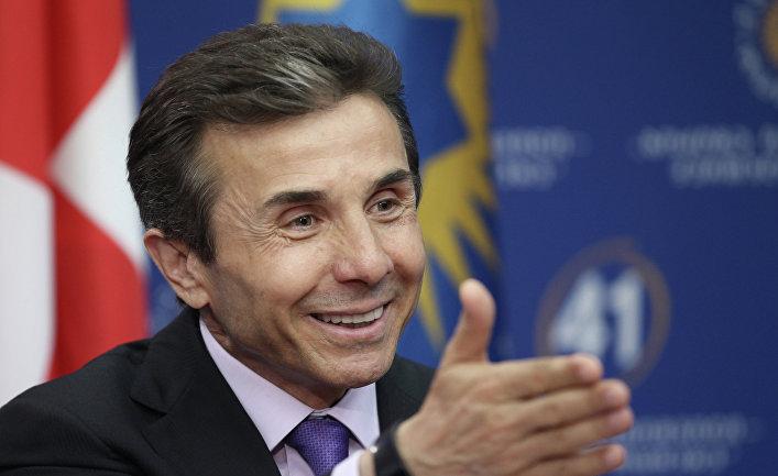Премьер-министр Грузии Бидзина Иванишвили