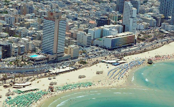Вид Тель-Авива