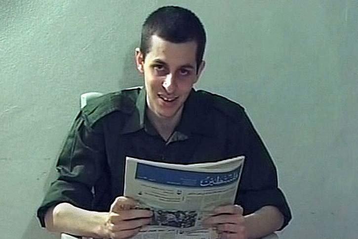 капрал израильской армии Гилад Шалит