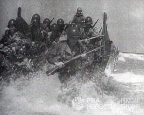 Высадка союзных войск в Нормандии: открытие второго фронта в 1944 году