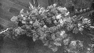 22 июня 1941 года немецкая авиация бомбит советские города