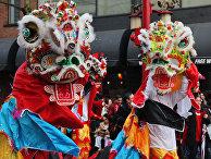 Китайский Новый год в Ванкувере