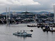 """Эсминец Военно-морских сил Китайской Народной Республики """"Шеньян"""""""