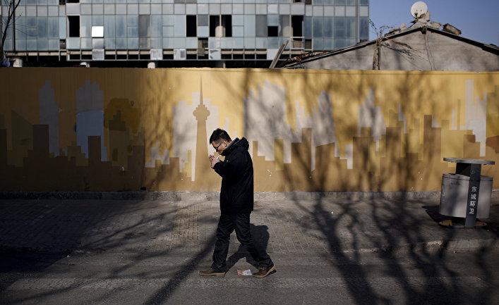Недостроенное здания в Пекине