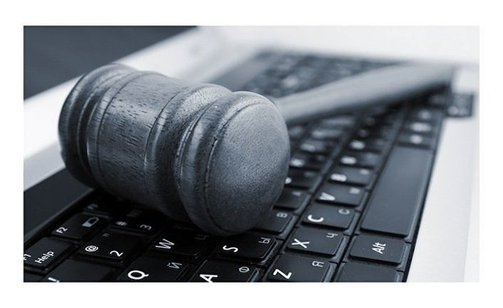 Нарушения закона в Интернете