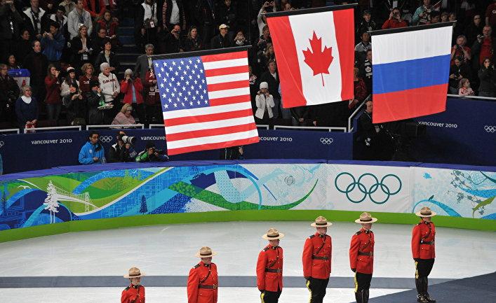 Путин настроил олимпийцев на победу