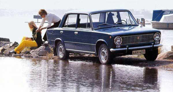 Реклама советских автомобилей