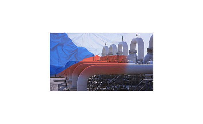 Чехия и газопровод