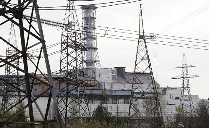 Годовщина аварии на чернобыльской АЭС
