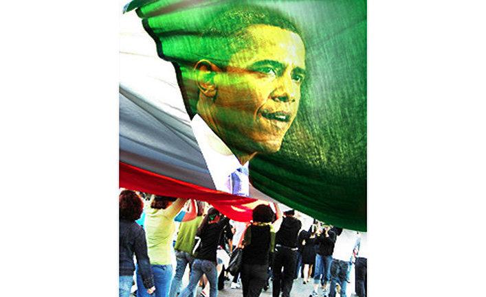 Барак Обама в Иране