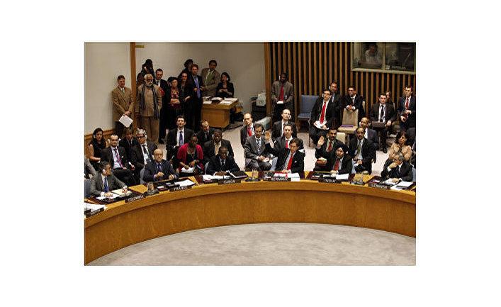 ООН проголосовала за военные действия в Ливии