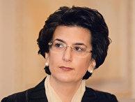И.О. президента Грузии Нино Бурджанадзе