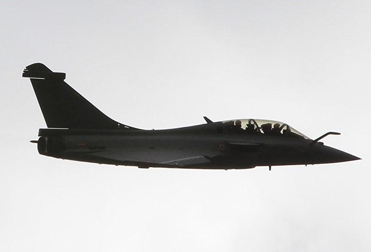 Французский истребитель Dassault Rafale