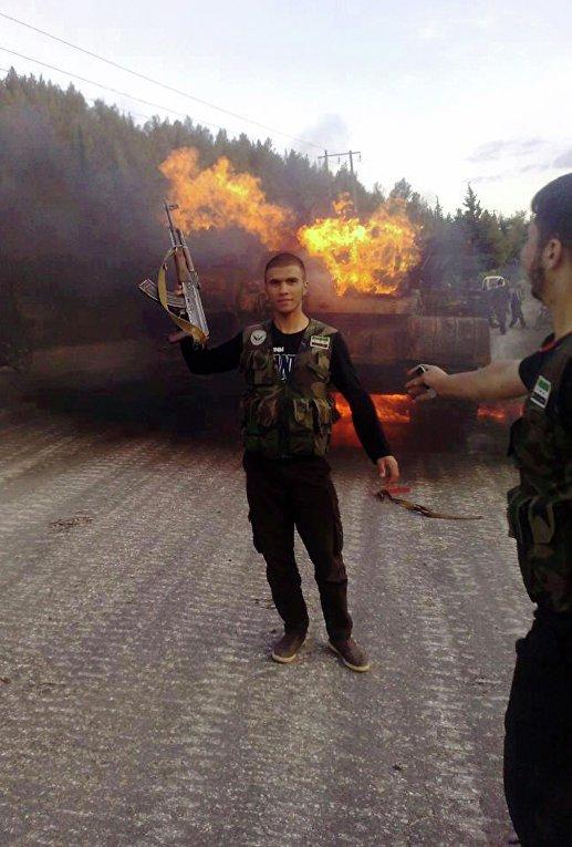 Повстанцы в Сирии захватили стратегически важный КПП под Алеппо