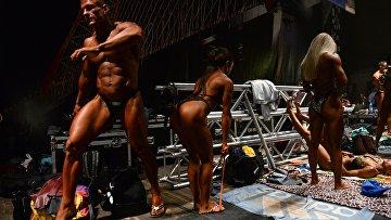 Чемпионат по бодибилдингу и фитнесу