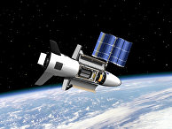 Американский беспилотный космический аппарат X-37 Orbital Test Vehicle