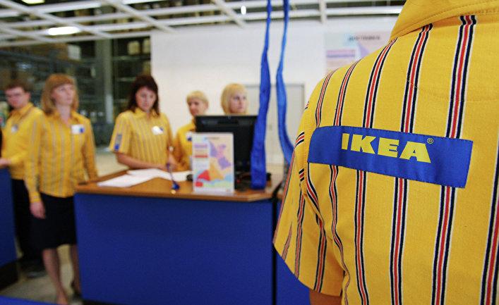 Техническое открытие магазина ИКЕА в Самаре