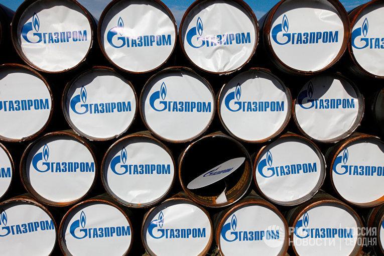 Трубы магистрального газопровода Джубга-Лазаревское-Сочи