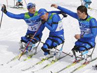 X Зимние Паралимпийские игры. Биатлон