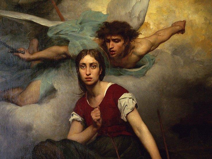 Евген Тирион «Жанна д'Арк»