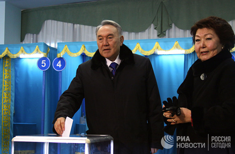 Выборы президента Республики Казахстан