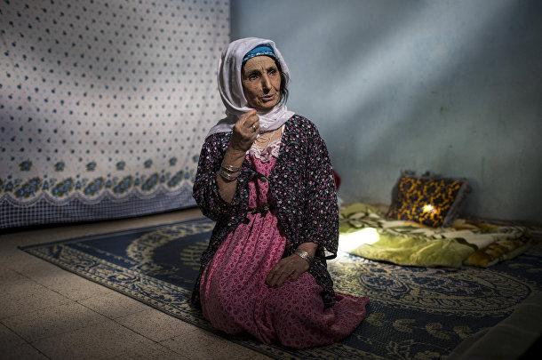 Аиша Джелал, берберка из Алжира