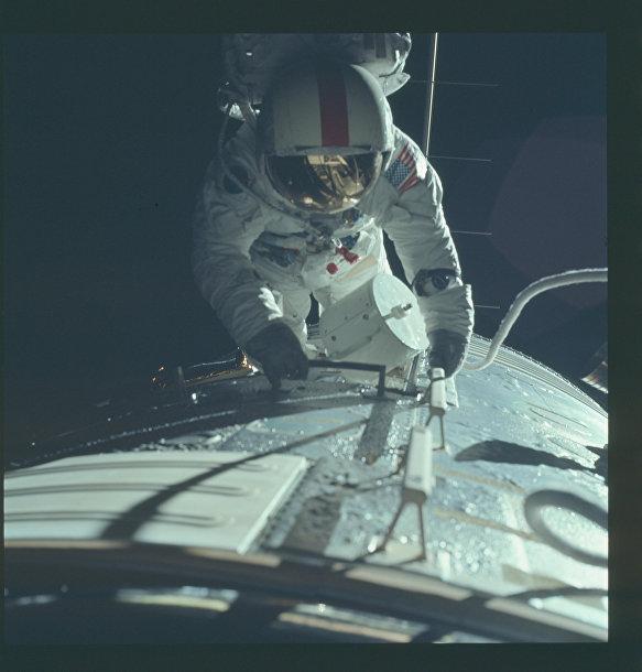 Миссия «Аполлона-17»