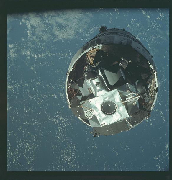 Миссия «Аполлона-9»