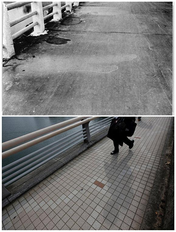 Мост Ёродзуё в Хиросиме