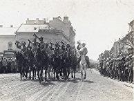 Марш румынских войск по Трансильвании в 1919 году