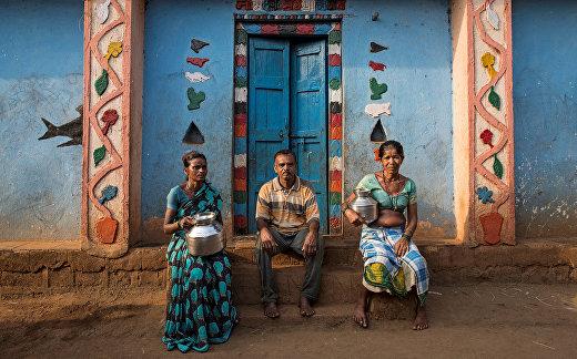 «Водяные жены» Махараштры