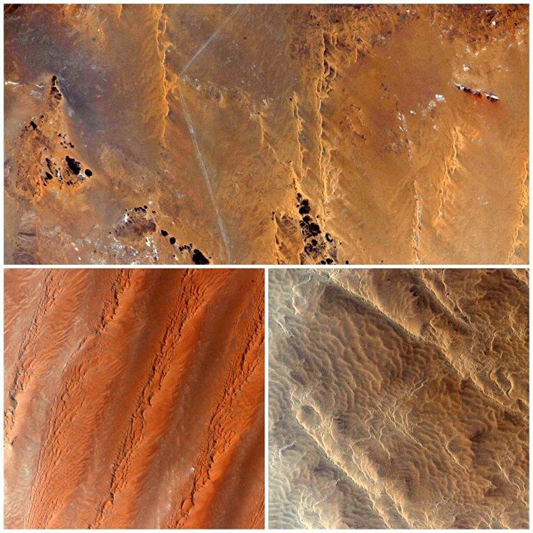 Фотографии Земли, сделанные астронавтом Скоттом Келли