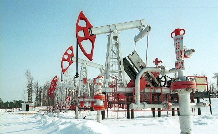 Добыча нефти в Ямало-Ненецком автономном округе
