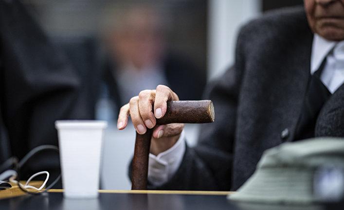 94-летний бывший надзиратель концлагеря на суде в немецком Мюнстере