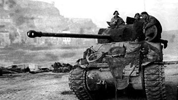 «Шерман Файрфлай», танк британской армии