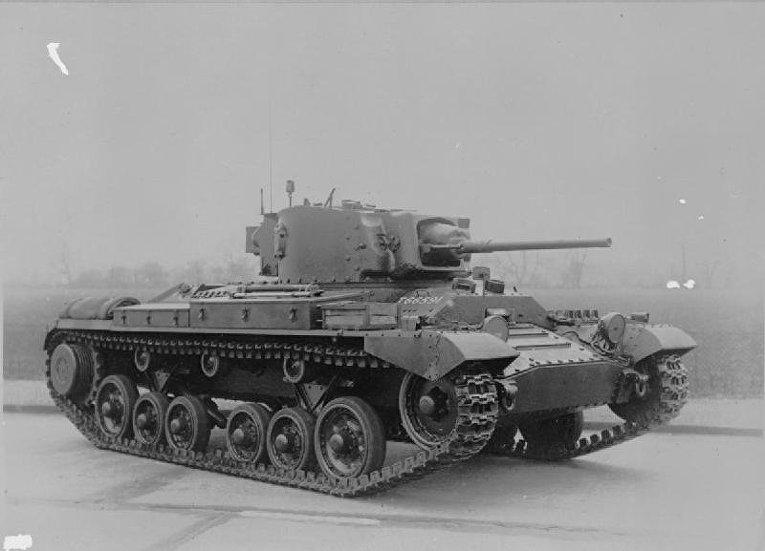 «Валентайн» Mk III, британский пехотный танк периода Второй мировой войны