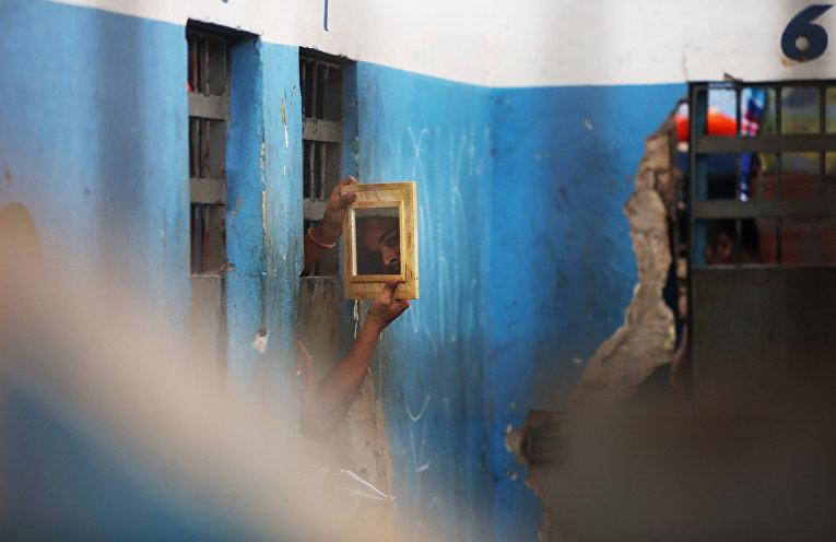 Тюрьма Педриньяс в Бразилии
